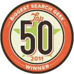 Authentic Top 50 Winners Badge